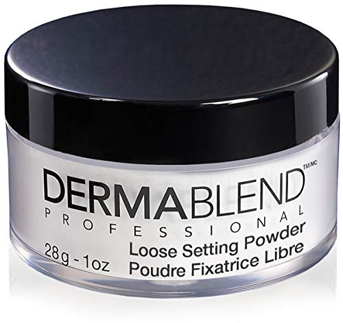 Dermablend Loose Setting Powder, Original, 1 Oz.