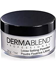Dermablend Loose Setting Powder, Original, 1 Oz.
