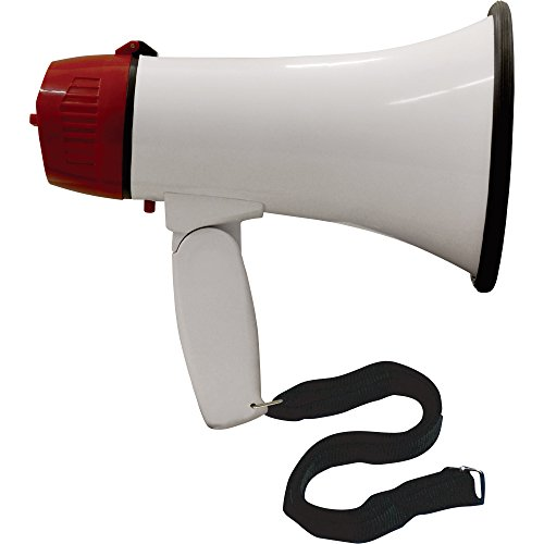 IdeaWorks JB6817 Deluxe Recordable Megaphone