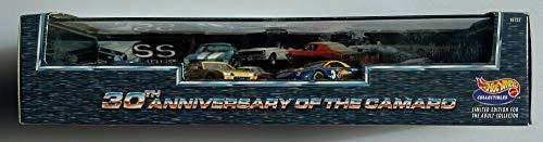 - Hot Wheels 30th anniversary of the Camaro 4 car set