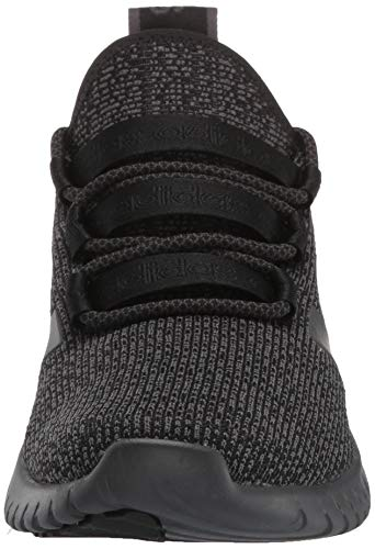 adidas Men's Kaptur Sneaker, Black Grey, 11.5 M US