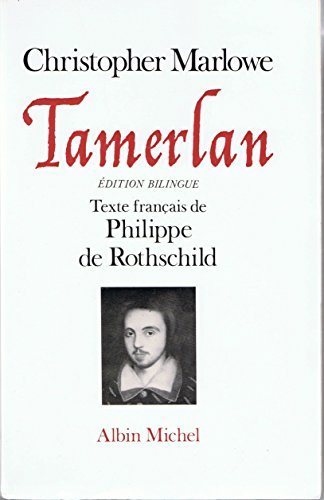 Tamerlan : édition bilingue