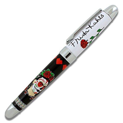 ACME Studios Vida Y Muerte Limited Edition Roller Ball Pen by Frida Kahlo(PFK08RLE)