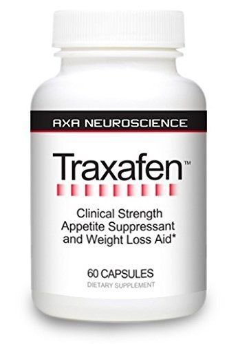 Traxafen Powerful Appetite Suppressant and Fat Burner Lose Weight Quickly 1 bott.