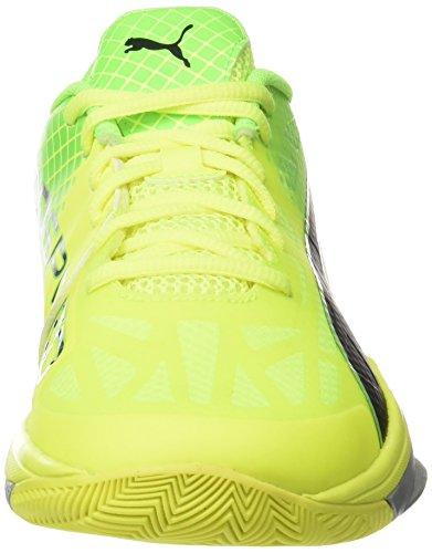5 quarry Yellow Jaune green De Adulte Chaussures Mixte Puma 03 Black safety Indoor Evospeed 3 puma Football Gecko pwHgqtax