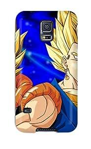 Kara J smith's Shop Case Cover Vegito And Gogeta Galaxy S5 Protective Case