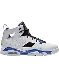 Jordan FLTCLB  91 (GS) Girls Fashion-Sneakers 555472-100 6Y - White 38855c9bf