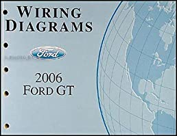 2006 ford gt wiring diagram manual original ford amazon com books rh amazon com 2006 ford gt wiring diagram 2006 ford mustang gt wiring diagram