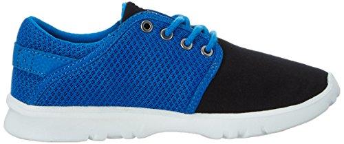 Etnies Kids Scout - Zapatillas de casa Unisex Niños Schwarz (Black/Blue/Grey)