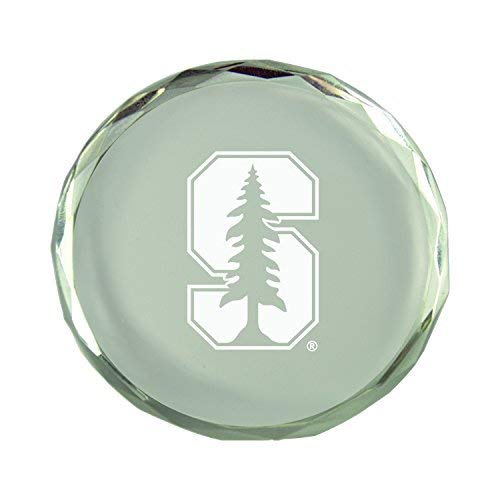 [해외]스탠포드 university-crystal Paper Weight / Stanford University-crystal Paper Weight