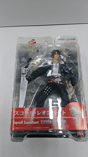 Final Fantasy VIII Squal Leonhart Extra Soldier Action Figure from Bandai