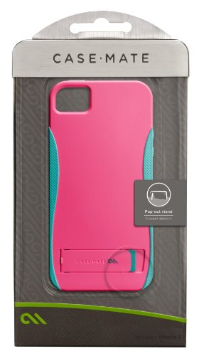 Case Mate CM022372  Pop Case für Apple iPhone 5 rosa