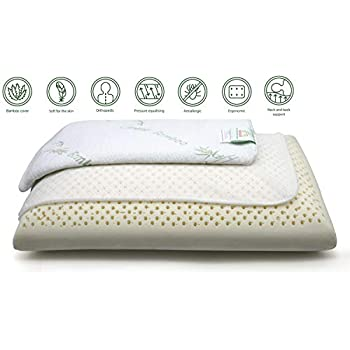 Amazon Com Kannika Revolutionary Latex Pillow For Back