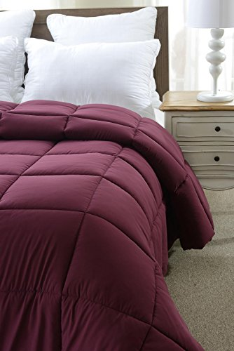 Super Oversized Down Alternative Comforter Fits Pillow