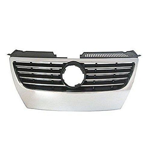 - OE Replacement Volkswagen Passat Grille Assembly (Partslink Number VW1200142)