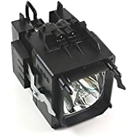 Sony F93087600 Rear Projector TV Assembly with OEM Bulb and Original Housing