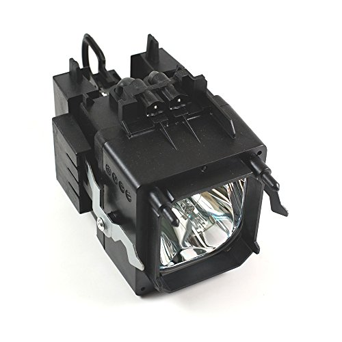Sony KDS-R50XBR1 Rear Projector TV Assembly with OEM Bulb and Compatible Housing
