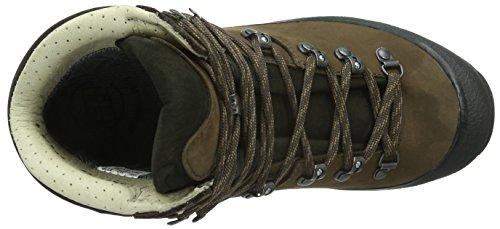 Hanwag Alaska Lady GTX, Scarpe da Escursionismo Donna Marrone (Braun (Erde))