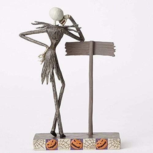 8 Pulgadas Disney DSTRA Jack Skellington Figurita