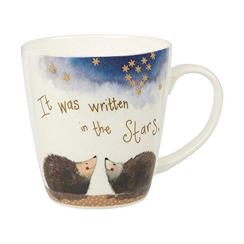 Churchill Alex Clark It Was Written In The Stars Coffee Tea Mug