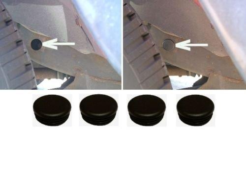Frame Hole Cover Plugs Keep Out