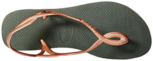 Luna Havaianas Sandal Green Sandal Green Olive Luna Havaianas Havaianas Olive Luna dBPwqd