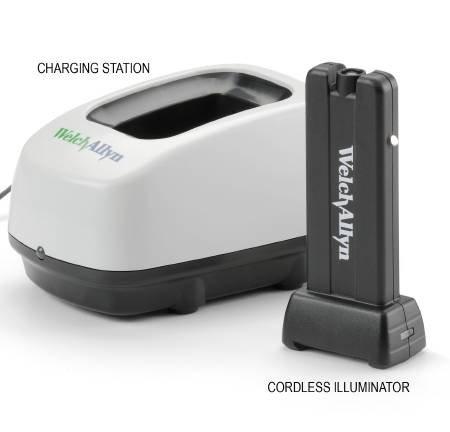 Cordless Vaginal Illumination System w/ Charging Station, Kleenspec 590 Series