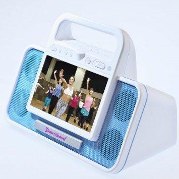 소니 엔지니어링 댄스 스테이션(DPJ-DS1)액정 화면부CD/DVD플레이어