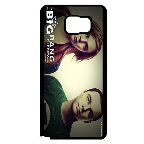 Custom Big Bang Theory Phone hülle Handyhülle Cover for Samsung Galaxy Note 5,Telefonkasten SchutzHülle