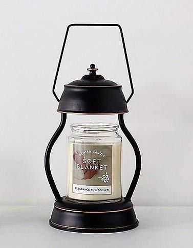 Feel Soon Retail Premium Antique Light Candle Wax Melt Wamer (Antique Black)