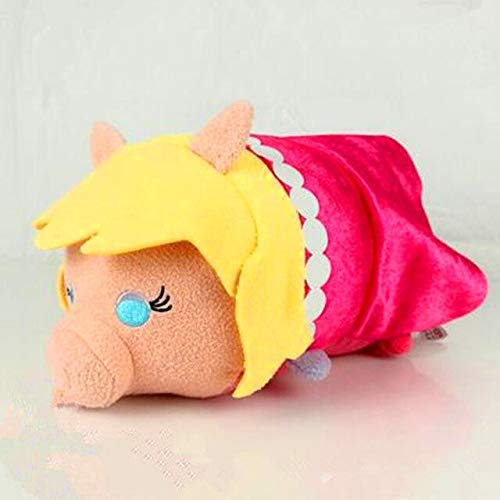 PUNIDAMAN 30Cm The Muppet Plush Toy Miss