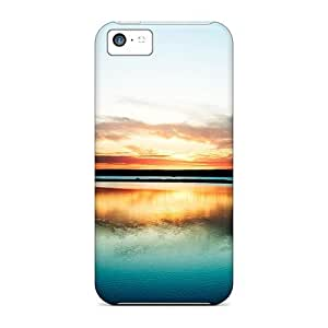 Cynthaskey XvKbMUT1684vmoSV Case Cover Skin For Iphone 5c (beautiful Sunset Harbor)