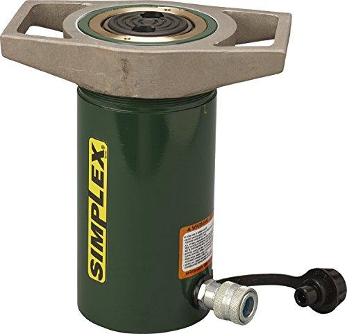 "Simplex R556 Steel Spring Return Cylinder, 9960 PSI, 3.75"" Bore, 6.19"" Stroke"