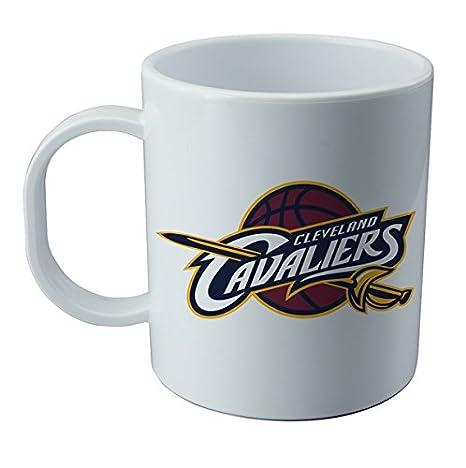 Taza y pegatina de Cleveland Cavaliers - NBA: Amazon.es: Deportes ...