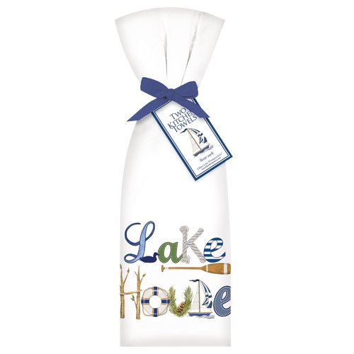 Lake House Towel Set