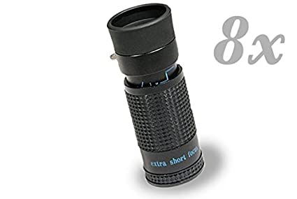 Monocular telescope 8x low vision aids: amazon.in: office products