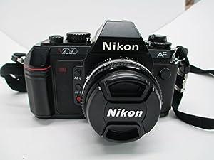 NIKON N2020 Film SLR camera kit with 50MM F/1.8 50MM PRIME LENS
