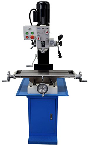 PM-727-M Milling Machine With Stand by Precision Matthews