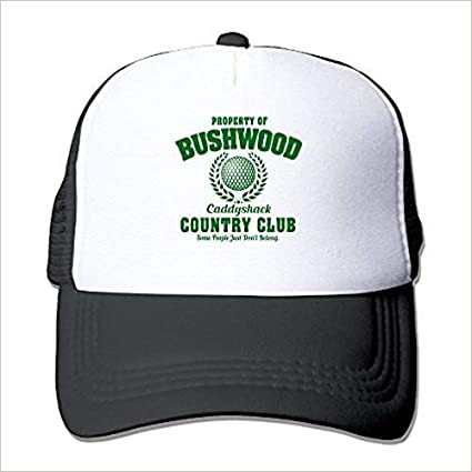 Image Unavailable. Image not available for. Color  Bushwood Country Club  Caddyshack Trucker Mesh Hat Adjustable ... 6925baef1b77