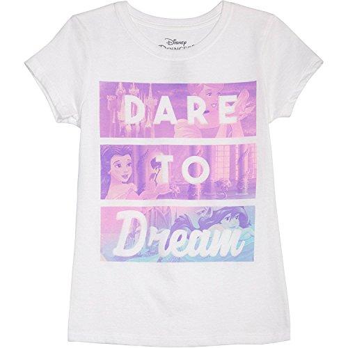 disney-princess-juniors-dare-to-dream-short-sleeve-graphic-tee-white-xs
