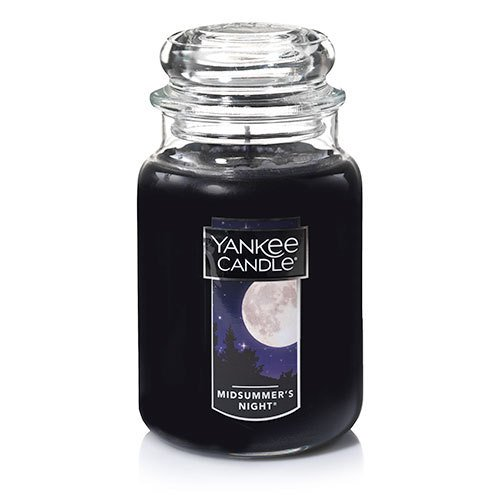 Yankee Candle Large Jar Candle, Midsummer's Night by Yankee Candle (Image #2)