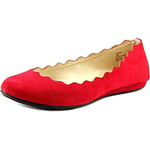 Ballet Rag Flats Erin Women Red American UqaEdxwEF