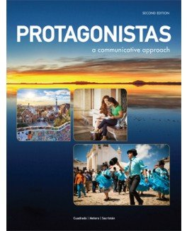 Read Online Protagonistas 2nd Student Edition w/ Supersite Code pdf epub