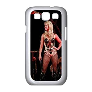 C-EUR Phone Case Britney Spears Hard Back Case Cover For Samsung Galaxy S3 I9300