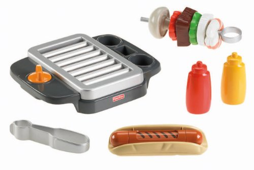 Fisher-Price Servin' Surprises Barbeque Grill