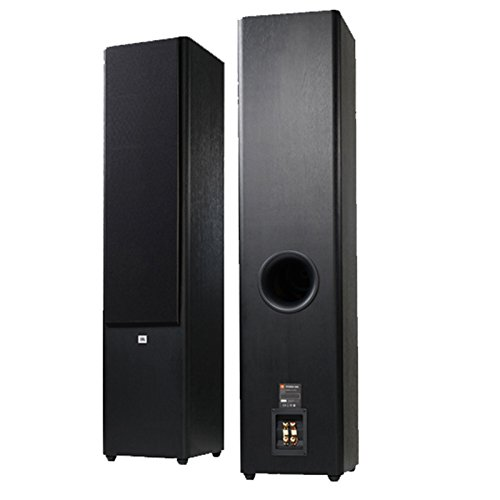 6. JBL Studio 290 Dual 8-inch 3-Way Floor Standing Speaker (Single)
