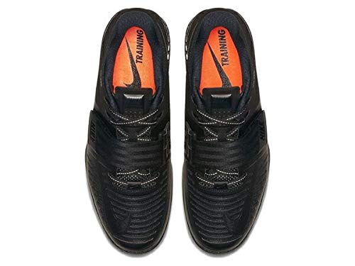 Running black Nike Noir 004 Romaleos Chaussures 3 black Mixte De Comp Crimson hyper black Tition Adulte SIqUS