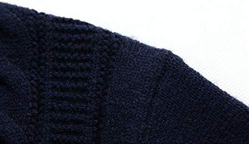 Gergeousメンズ カーディガン ニット ケーブル編み 前開き ニットセーター スリム 無地 コーディガン韓国風 春 秋 ニット ブルゾン