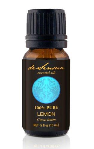 Lemon Essential Oil, 100% Pure - 15 ml