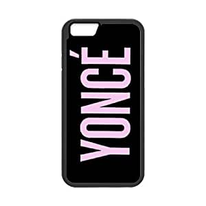 Beyonce iPhone 6 Plus 5.5 Inch Cell Phone Case Black xlb-083360